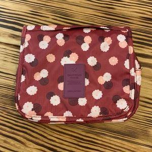 waterproof travel toilet bag
